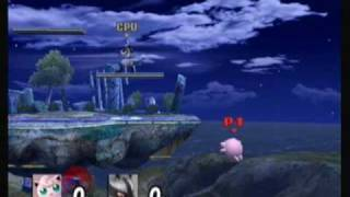 What if Project M had Ledges Like This