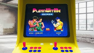 KYLE - Playinwitme (Remix) ft. Logic & Kehlani [Audio]