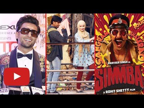 Ranveer Singh INTERVIEW On NEW Movie Simmba And Gu