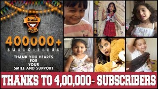 Subscriber Mashup | Thanking our subscribers | Smile Settai