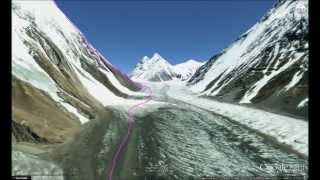 Video Climb K2 in 3D! MP3, 3GP, MP4, WEBM, AVI, FLV Desember 2018
