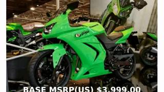 2. 2011 Kawasaki Ninja 250R  Dealers Specification superbike Transmission Engine Specs