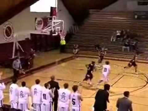 Guilford Men's Basketball vs. Lynchburg 1/8/11 Highlights