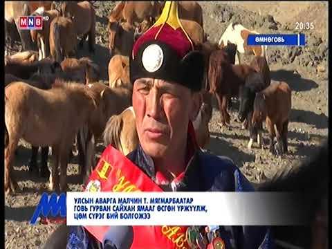 Улсын аварга малчин, Т.Мягмарбаатар говь гурван сайхан ямааг өсгөн үржүүлж, цөм сүрэг бий болгожээ