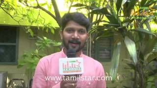 Abhi Saravanan at Touring Talkies Audio Launch