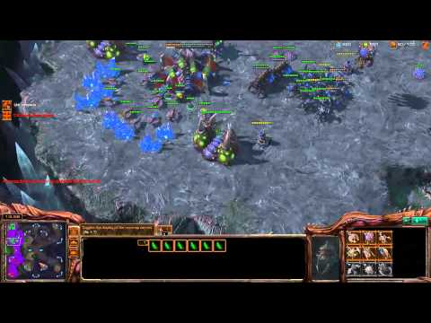 ROOTDestiny (Z) vs. LeenockfOu (Z) – Starcraft 2 Korean Ladder video