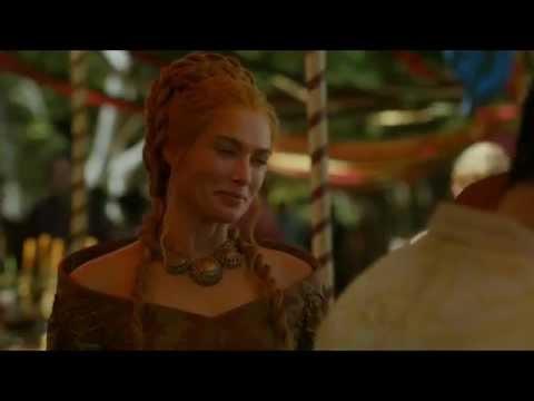S4E2 Game of Thrones: Mix of Scenes (Purple Wedding Part 2/4)