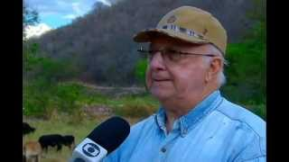 Tecnologia transforma fazenda em oásis no sertão de Pernambuco