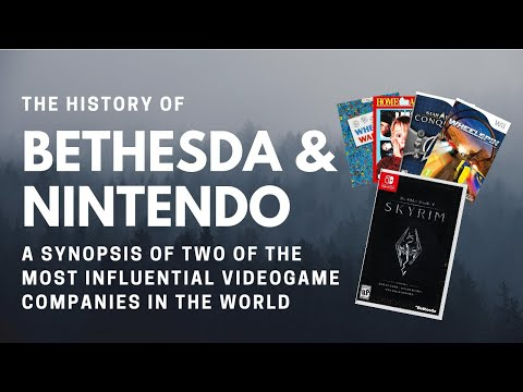 The History of Bethesda and Nintendo