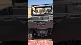 8. 2019 Can-Am® Defender DPS™ HD8 Walk Around