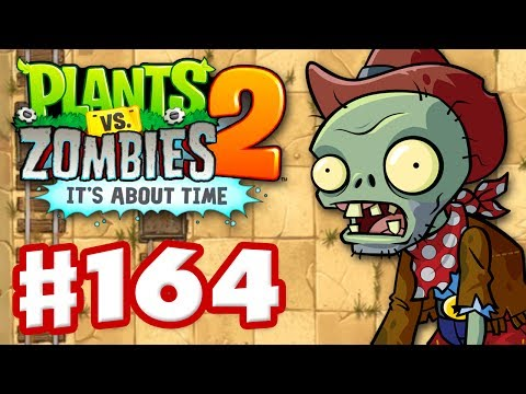 'It's - Thanks for every Like and Favorite! They really help! This is Part 164 of the Plants vs Zombies 2: It's About Time Gameplay Walkthrough for the iPad! It incl...
