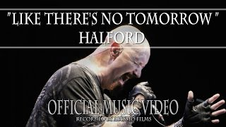 Halford   Like There's No Tomorrow (Video recorded by Abysmo)