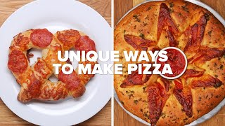 Unique Ways To Make Pizza by Tasty