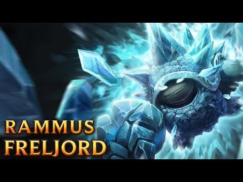Rammus Freljord - Freljord Rammus