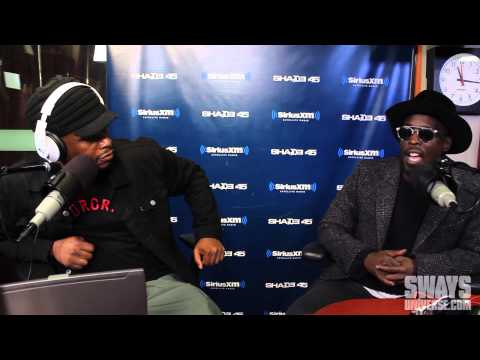 Actor Michael K. Williams (@BKBMG) Talks The Wire & Boardwalk Empire W/ @RealSway
