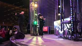 Far East Movement performs Like A G6 Live - Universal CityWalk