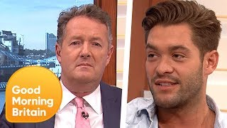 Subscribe now for more! http://bit.ly/1NbomQaPiers attempts to school Love Island's Jonny Mitchell, but the ex-islander smoothly brushes it off.Broadcast on 17/07/2017Like, follow and subscribe to Good Morning Britain!The Good Morning Britain YouTube channel delivers you the news that you're waking up to in the morning. From exclusive interviews with some of the biggest names in politics and showbiz to heartwarming human interest stories and unmissable watch again moments. Join Susanna Reid, Piers Morgan, Ben Shephard, Kate Garraway, Charlotte Hawkins and Sean Fletcher every weekday on ITV from 6am.Website: http://bit.ly/1GsZuhaYouTube: http://bit.ly/1Ecy0g1Facebook: http://on.fb.me/1HEDRMbTwitter: http://bit.ly/1xdLqU3http://www.itv.com