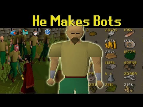 I Interviewed a RuneScape Bot Scripter. Here's what he said