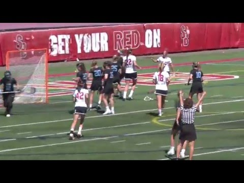 Highlights, Interviews: Stony Brook 10, Johns Hopkins 7