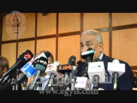 الضوه: المؤتمر الصحفي ناجح وماحدث في فارسكور وقيعة بين المحامين والداخلية