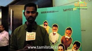 Ramesh Khannan Speaks at Vaayai Moodi Pesavum Audio Launch
