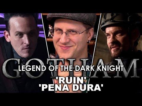 Gotham Double Review: Ruin/Pena Dura - Season 5, Episodes 4 & 5