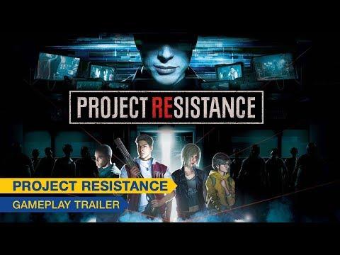 Trailer de gameplay de Resident Evil Resistance