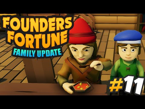 Founders Fortune Family Update - Brother and Sister - Ep 11
