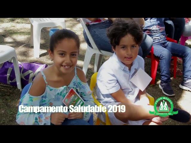 Cápsula Campamento Saludable 2019