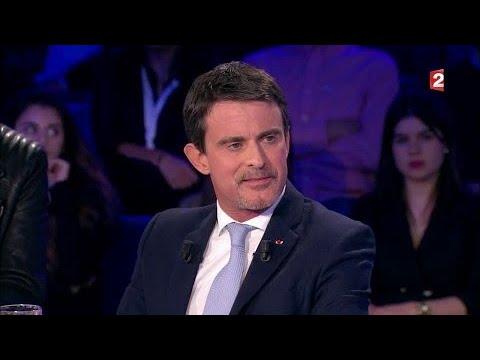 Manuel Valls - On n'est pas couché 2 décembre 2017 #ONPC