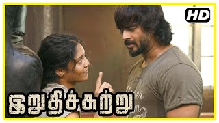Video Irudhi Suttru Tamil Movie | Boxing Scenes | R Madhavan | Ritika Singh | Nasser | Sudha Kongara MP3, 3GP, MP4, WEBM, AVI, FLV September 2018