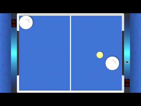 Video of Air Hockey