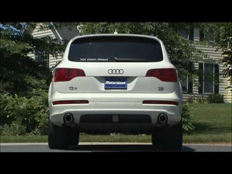 MotorWeek Road Test: 2009 Audi Q7