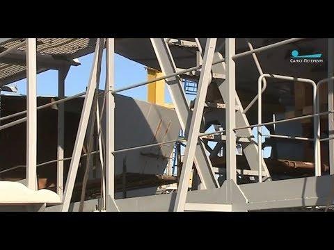 На заводе «Пелла» начато строительство краболовного судна