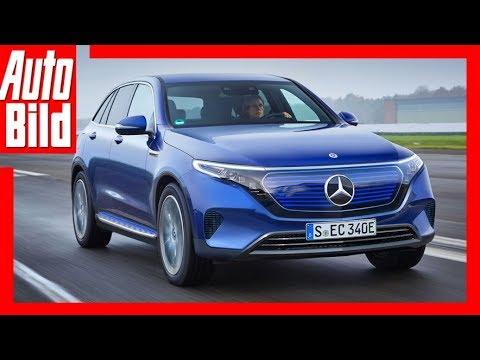 Mercedes EQ GLC/GLE - Zukunftsaussicht (2022)