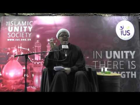 Arbaeen - Night 2 (Sheikh Ahmed Haneef)