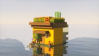 MINECRAFT: HOW TO MAKE THE SMALLEST HOUSE YOU CAN MAKE IN SURVIVAL! WORST MINECRAFT VIDEO EVER!!!!