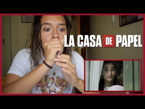 La Casa de Papel (Money Heist) Season Finale Reaction 3x08