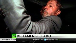"""""""La probabilidad de que Lula da Silva vaya preso es muy grande"""""""