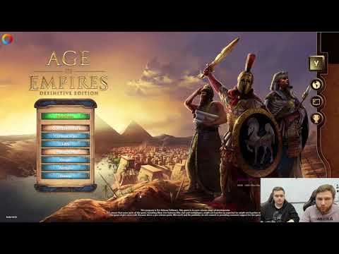 Играем в закрытую бету Age of Empires: Definitive Edition