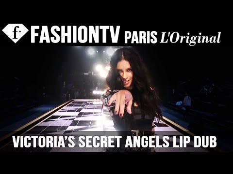 Taylor Swift - Shake it Off - Victoria's Secret Angels Lip Dub   FashionTV