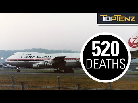 The Most HORRIFIC Air Disasters You've Probably Never Heard Of