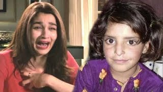 Video EMOTIONAL Alia Bhatt Sad Comments On Asifa Kathua Case MP3, 3GP, MP4, WEBM, AVI, FLV April 2018