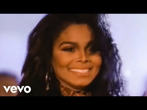 WATCH: Throwback Thursday!! The Number One Song this week in 1990! Janet Jackson