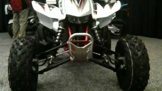 7. 2012 Honda TRX 450R   Review/Walk Around The Best Quad Out There