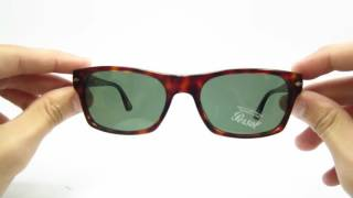 Unboxing for the Persol PO 3037 Havana 24/31 Green lens 54mm sunglassesLinks---------------------------------------------------------------------------Website: www.eyeheartshades.comFrames: https://www.eyeheartshades.com/products/persol-po-3037-s-24-31-havana-sunglasses