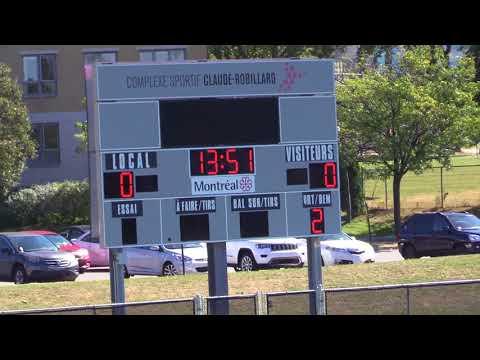 WEEK 6 : Bulldogs v.s Panthères 01/10/17