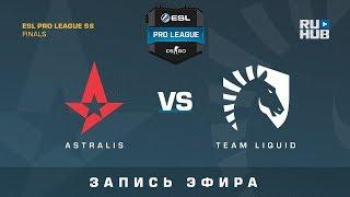 Astralis vs Team Liquid - ESL Pro League Finals - de_mirage [GotMint, SleepSomeWhile]