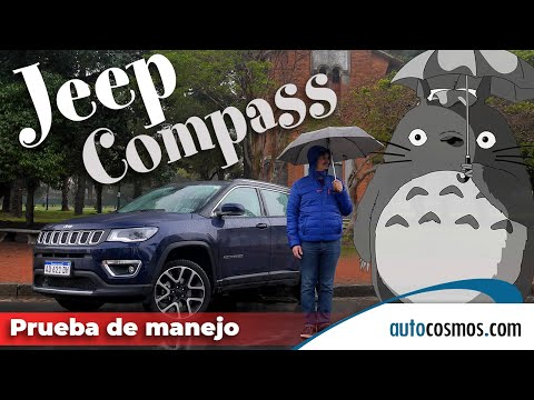 Test Jeep Compass AT9 4X4