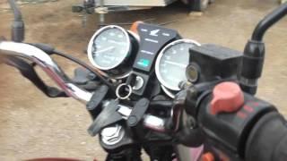 5. Honda CB250 Nighthawk